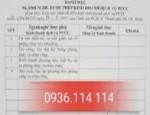 Sở Cảnh sát PC&CC; TP. Hồ Chí Minh hướng dẫn về việc cấp đổi Giấy chứng nhận PCCC đối với các cơ sở kinh doanh ngành, nghề có điều kiện