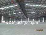 Thi công PCCC Nhà kho-nhà xưởng tại Đường NB7A, Phường Tân Hiệp, Thị xã Tân Uyên, Bình Dương