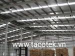 Thi công lắp đặt hệ thống PCCC Nhà xưởng đường trong Khu công nghiệp Tân Đức, thuộc Đức Hòa Hạ, Đức Hòa, Long An