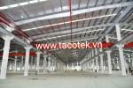 Thiết kế,Thi công lắp đặt hệ thống chữa cháy tự động Nhà xưởng Công ty TNHH Cẩm Đạt Long An
