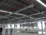 Thi công lắp đạt hệ thống PCCC Nhà xưởng 18.600m2, KCN Long Bình, TP. Biên Hòa, tỉnh Đồng Nai