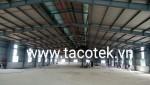 Thi công lắp đặt hệ thống PCCC Nhà Xưởng Khu công nghiệp Hải Sơn, xã Đức Hòa Hạ, Huyện Đức Hòa, Tỉnh Long An
