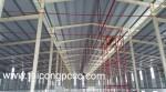 Thi công nhà xưởng trong khu công nghiệp Vsip 2 mở rộng,Bình Dương