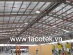 Thi công lắp đặt hệ thống PCCC Nhà Xưởng KCN Hải Sơn giai đoạn 1 - 2,Đức Hòa,Long An