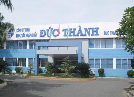 Thi công PCCC Xưởng và Kho Công ty TNHH May XNK Đức Thành