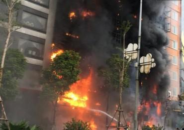 Một số nhiệm vụ trọng tâm trong năm 2015 của lực lượng Cảnh sát phòng cháy, chữa cháy và cứu nạn, cứu hộ