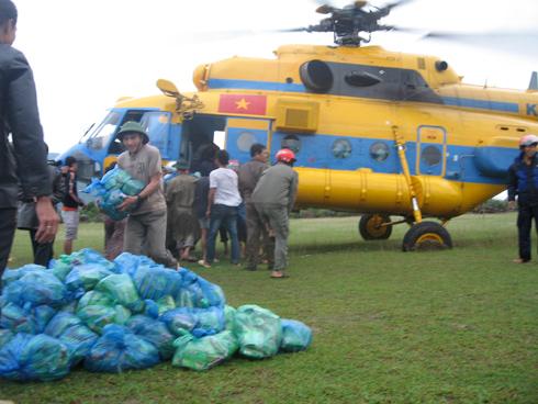 Cứu hỏa bằng trực thăng ở Việt Nam chưa khả thi