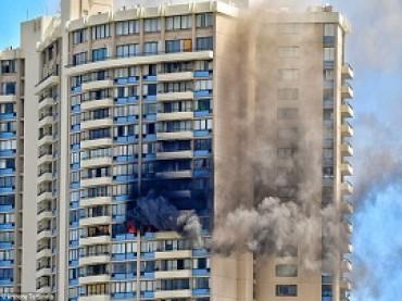 Biện pháp phòng cháy chữa cháy hệ thống nhà cao tầng