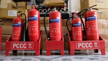 Một số vấn đề lưu ý trong quá trình kiểm định, kiểm tra bình chữa cháy