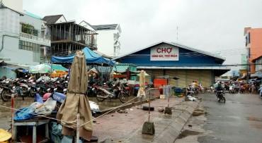 Tạm ngưng hoạt động hai chợ tạm ở Bạc Liêu vì có thể gây cháy bất ngờ