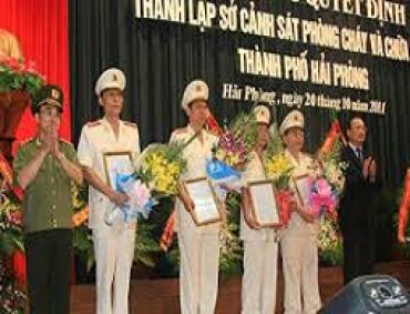 Sở Cảnh sát PCCC TP Hải Phòng