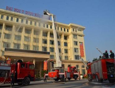 Khuyến cáo về các biện pháp PCCC, thoát nạn đối với các công trình nhiều tầng