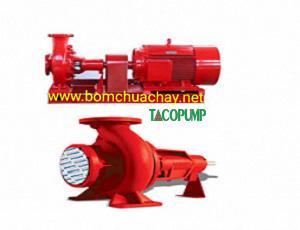 Bơm chữa cháy động cơ điện TACO 480m3 - 75m