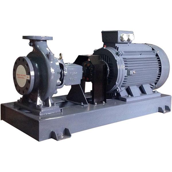 Máy bơm điện đầu rời: TRC 150X100/110