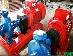 Bơm PCCC TACO Việt Nam