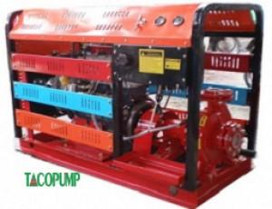 Máy bơm chữa cháy Huyndai -Diesel 30kW