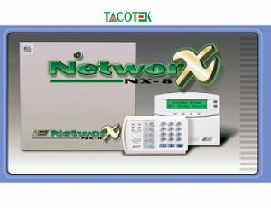 Tủ trung tâm báo cháy NETWORX NX -8