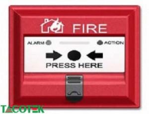 Nút nhấn khẩn báo cháy GST C-9202
