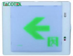 Đèn dẫn hướng thoát hiểm Leaders Tech LTE-2200A 1 mặt loại Led
