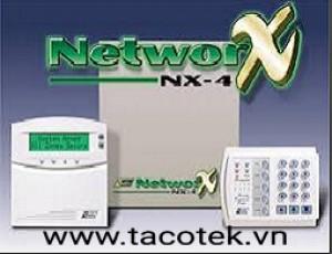 Tủ trung tâm báo cháy NETWORX NX4