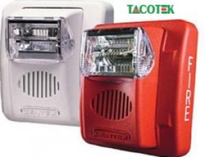 Còi đèn kết hợp báo cháy HEC3-24WR