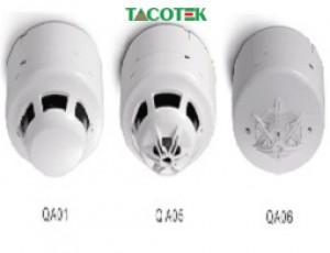 Đầu báo khói quang, nhiệt địa chỉ Horing QA01/QA05/QA06
