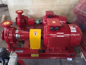 Máy bơm chữa cháy  động cơ  điện TACO