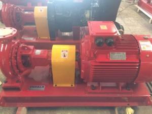 Máy bơm điện đầu rời : TRC 150X100/90