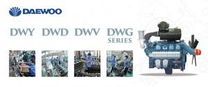 Động cơ diesel Daewoo