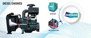 Động cơ diesel Doosan