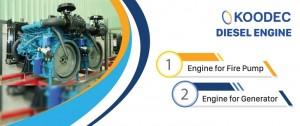 Động cơ diesel Koodec