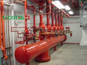 Hệ thống chữa cháy khô