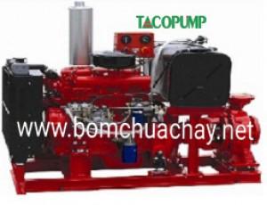 Máy bơm nước chữa cháy Diesel - TACO