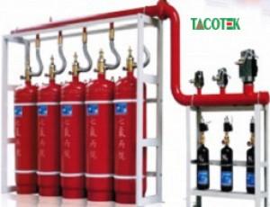 Hệ thống chữa cháy khí Nito – IG100
