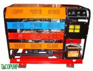 Máy bơm chữa cháy Huyndai -Diesel 45kW