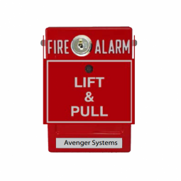 Nút Nhấn Báo Cháy Địa Chỉ AS3029-10
