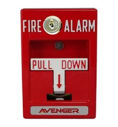 Nút nhấn báo cháy địa chỉ AVENGER