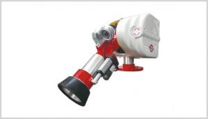 Súng chữa cháy tự động (Automatic fire fighting water cannon)