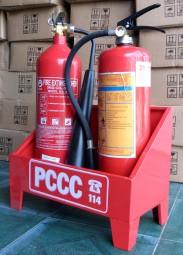 Bình chữa cháy bột khô Samwoo BC ABC MFZ4 MFZ8
